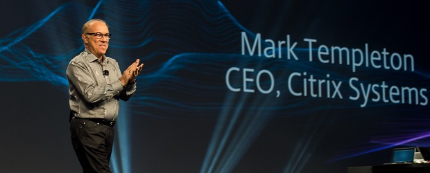 Mark Templeton, CEO Citrix Systems